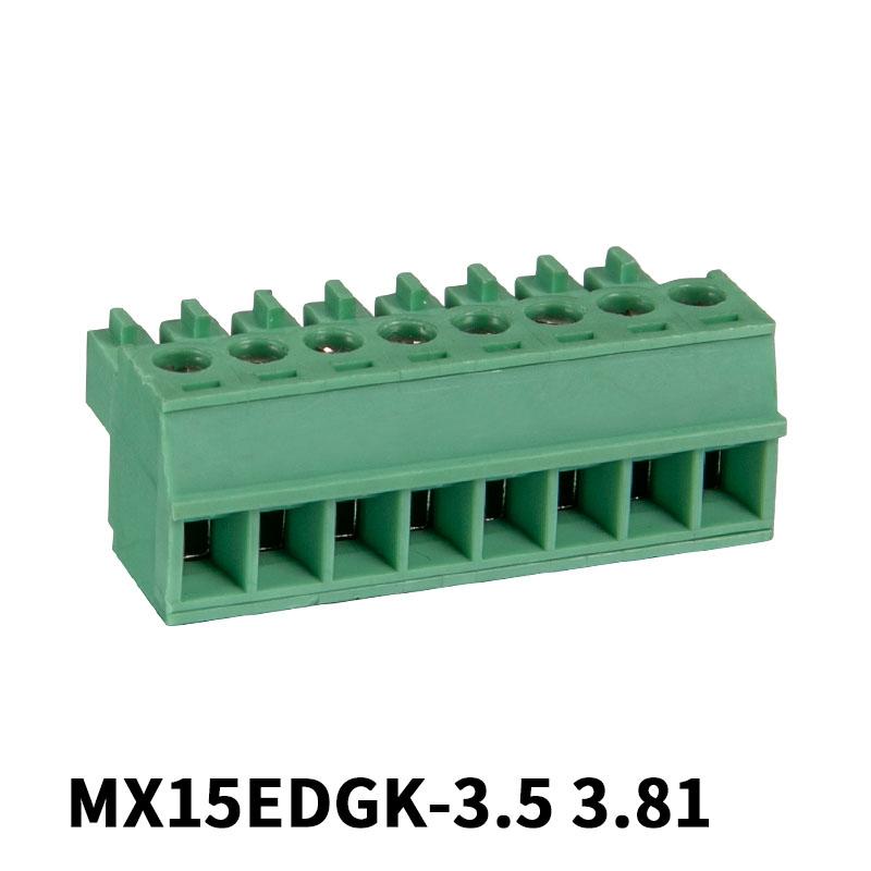 MX15EDGK-3.5 3.81