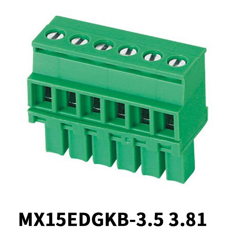 MX15EDGKB-3.5 3.81