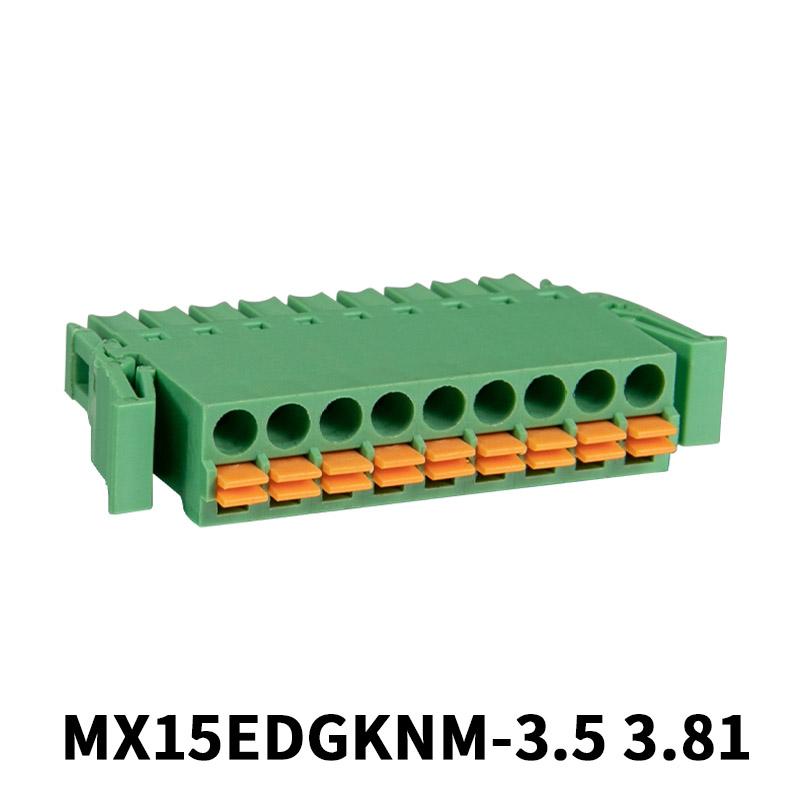 MX15EDGKNM-3.5 3.81