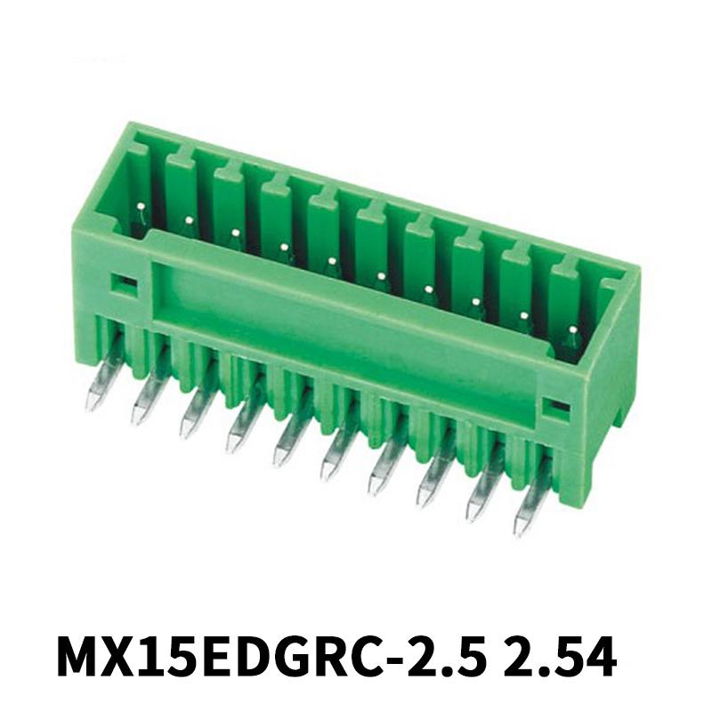 MX15EDGRC-2.5 2.54