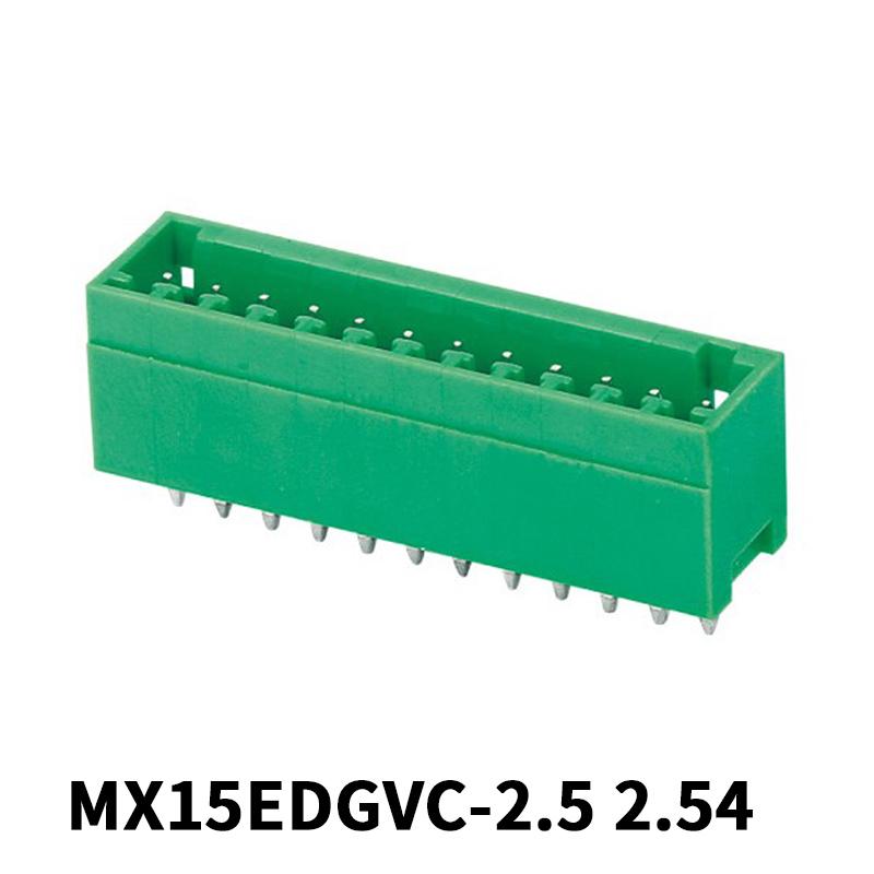 MX15EDGVC-2.5 2.54